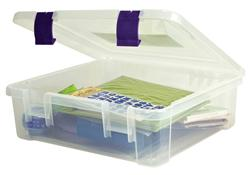 Creative Options Album & Craft Tub Craft Organizer