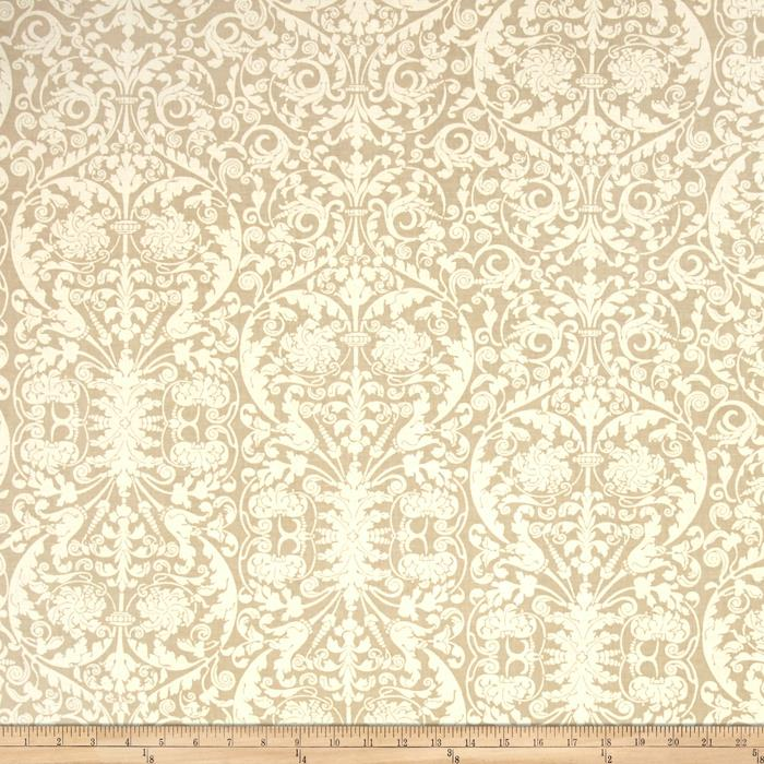 Michael Miller Round Up Cowboy Filigree Cream