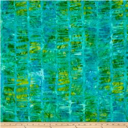 Kaufman Artisan Batiks Graphic Elements Hash Stripe Grasshopper