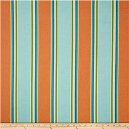 Bryant Indoor/Outdoor Dominica Stripe Celestial Fabric