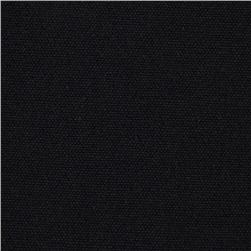 "70"" Cotton Duck Black"