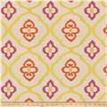 Fabricut Jarita Embroidered Summer