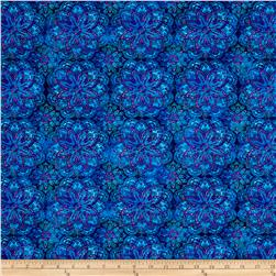 Mariposa Meadow Medallion Blue/Purple