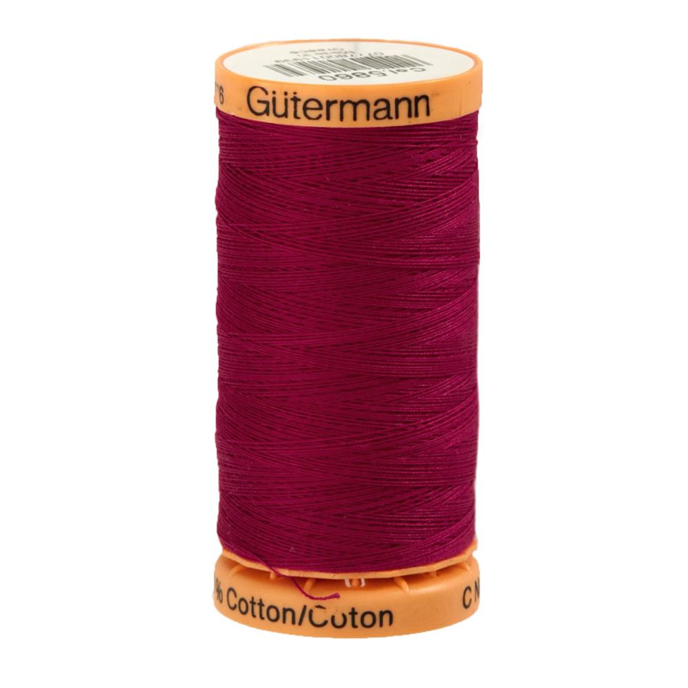 Gutermann Natural Cotton Thread 250m/273yds Magenta