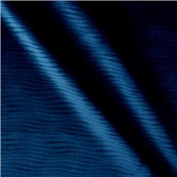 Velvet Textured Stream Navy