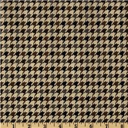 Swavelle/Mill Creek Glenna Houndstooth Bark