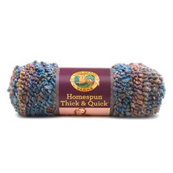 Lion Brand Homespun Thick & Quick Yarn (407)