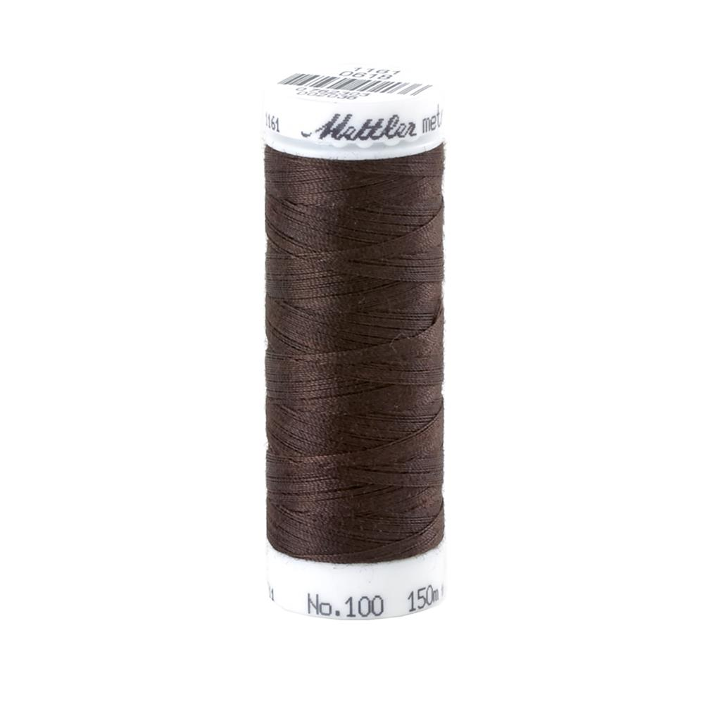 Mettler Metrosene Polyester All Purpose Thread Mahagony