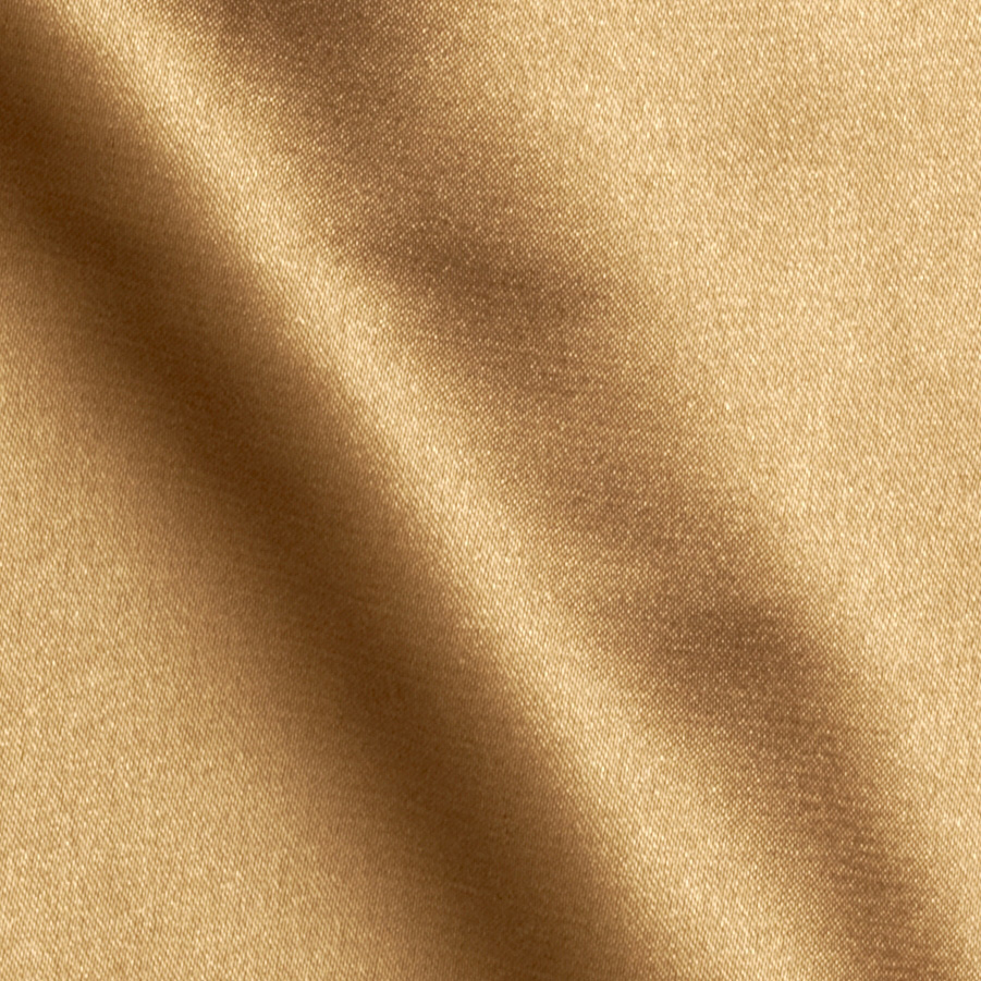 Tahari Stretch Satin Dark Gold