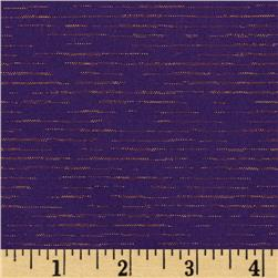 Andover Chambray Mylar Violet