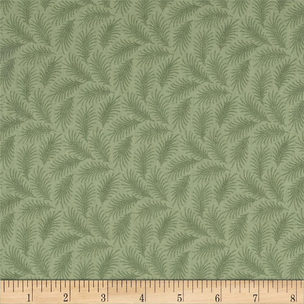 Downton Abbey Lady Edith Small Branches Green