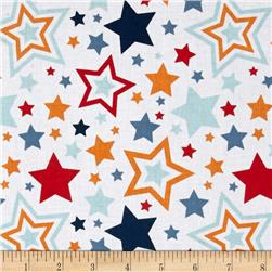 Riley Blake Lucky Star Main Cream