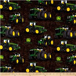 John Deere Proven Power Brown