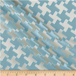 Starlight Rattle Jacquard Turquoise
