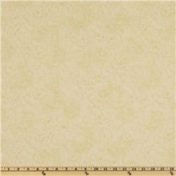 108'' Wide Essentials Quilt Backing Scroll Cream Fabric