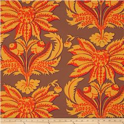 Kaffe Fasset Sateen Brandon's Brocade Brown