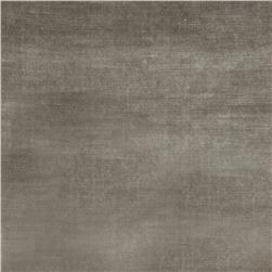 Jaclyn Smith 02633 Upholstery Velvet Steel