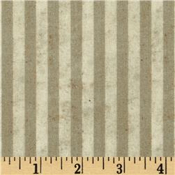 World Maps Stripe Parchment