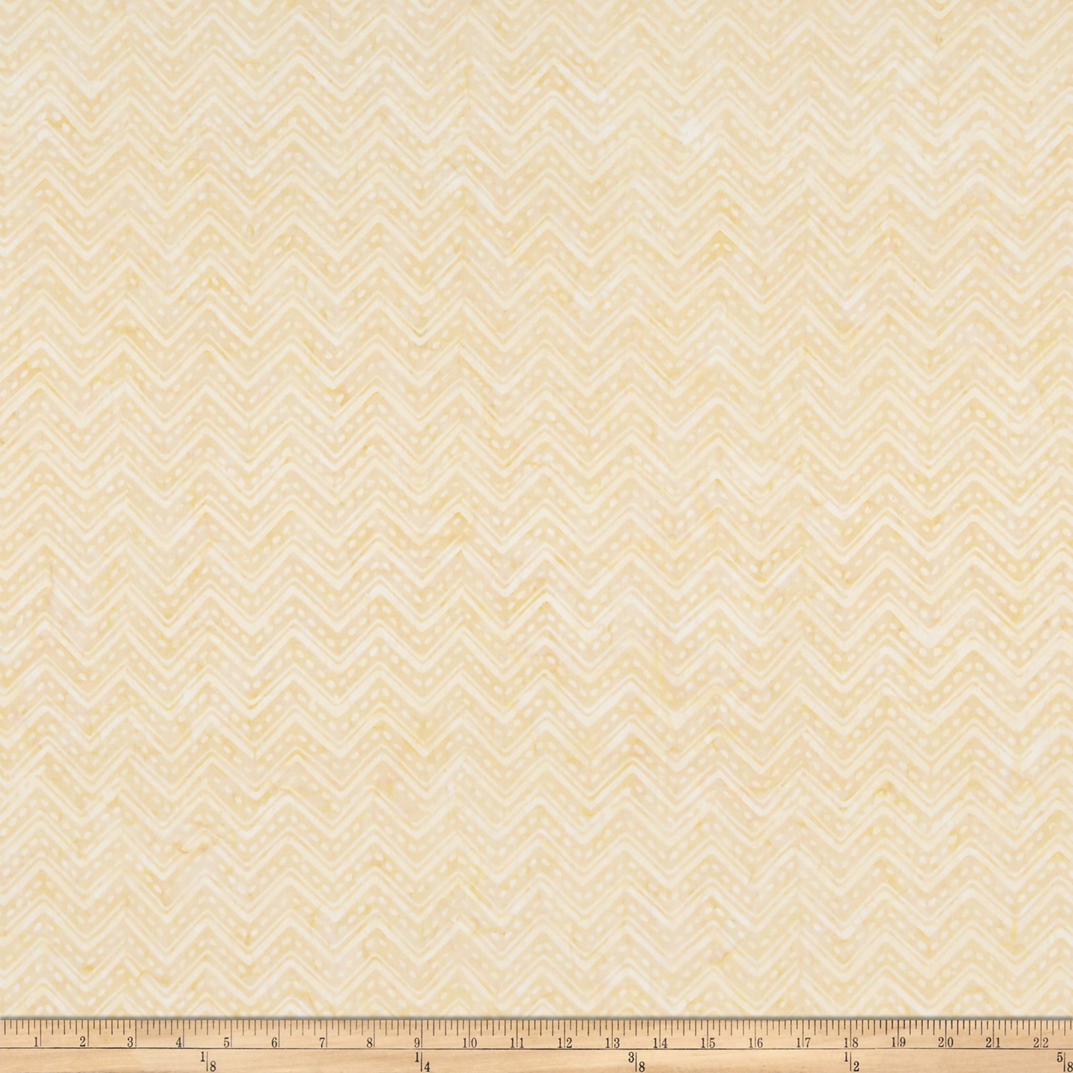 Wilmington Batiks Chevron Tan