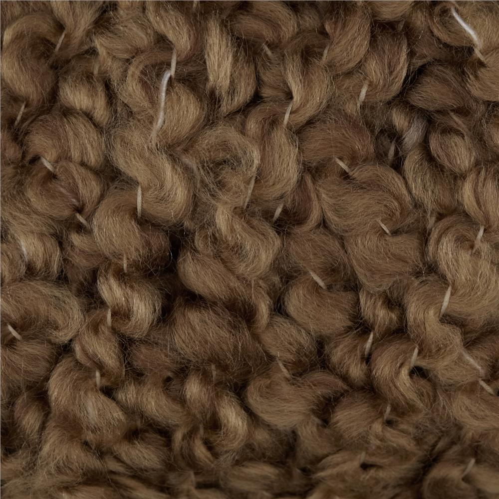 Lion Brand Homespun Thick & Quick Stripes Yarn 206 Natural Stripes