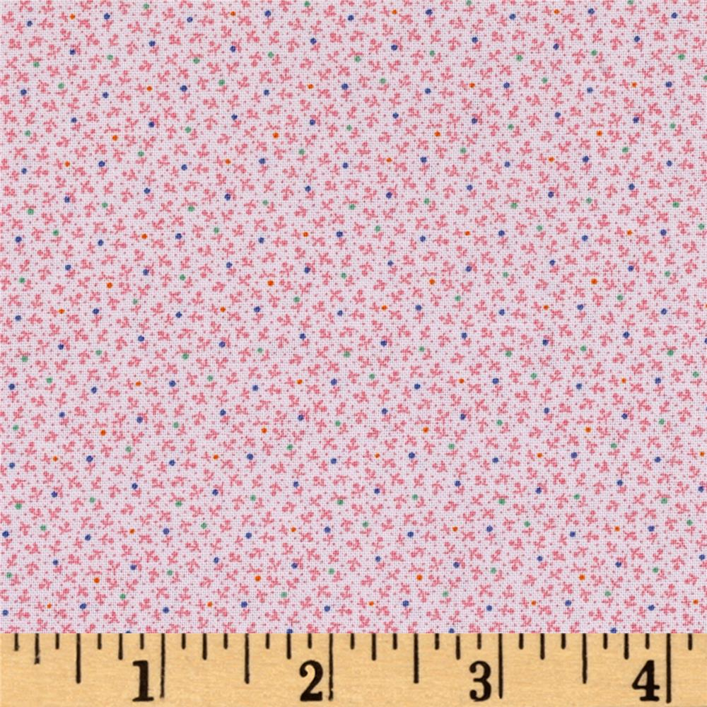 Windham Modern Country Mini Bud  Pink