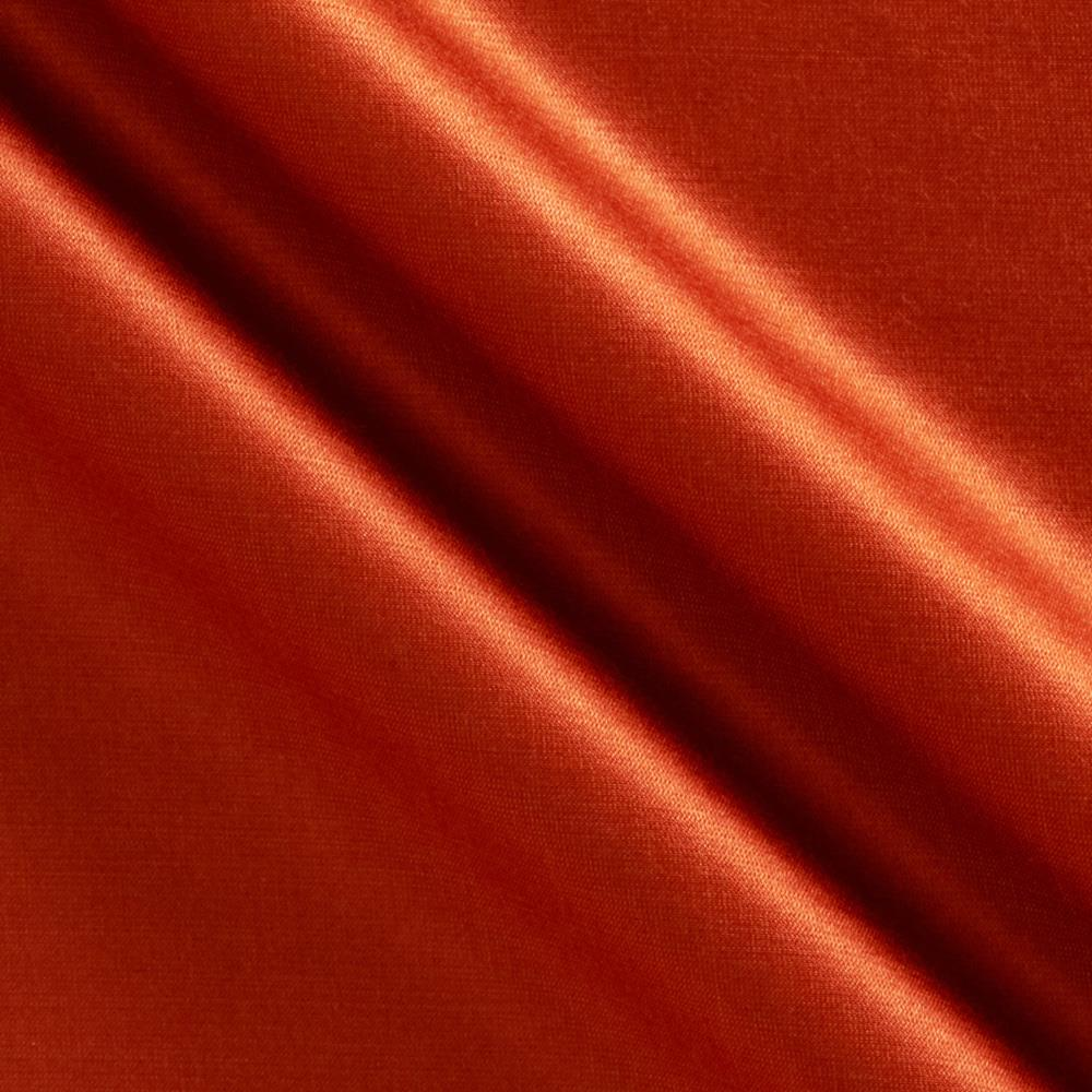 Kaufman Radiance Cotton/Silk Satin Copper