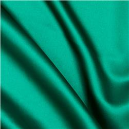 Slipper Satin Flag Green