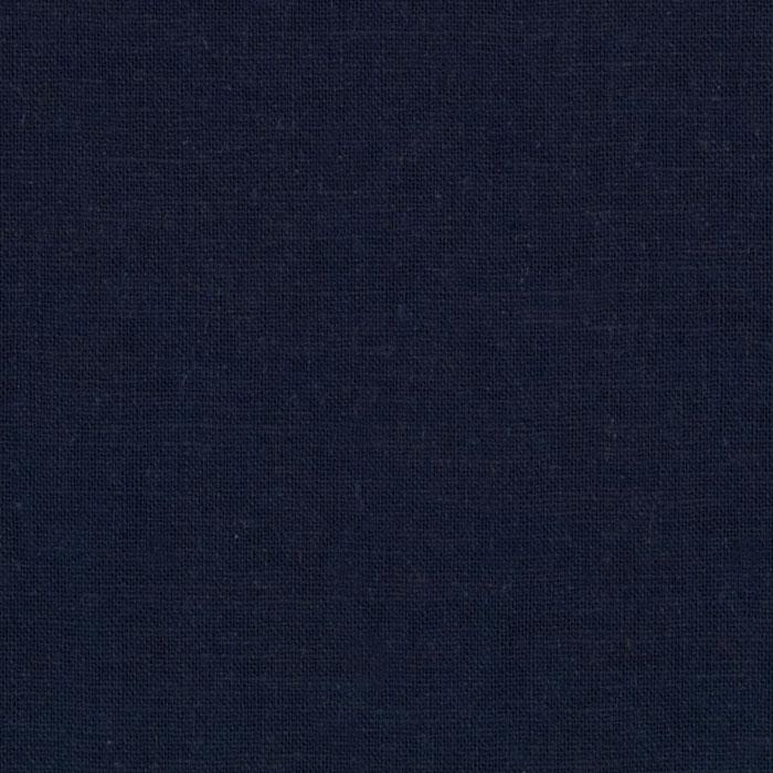 Kaufman Essex Linen Blend Navy Fabric By The Yard