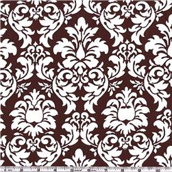 Michael Miller Dandy Damask Brown