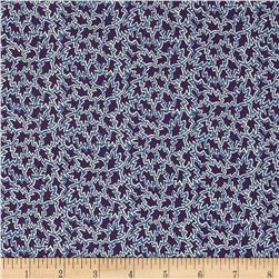 Liberty of London Tana Lawn Tree Tops Blue