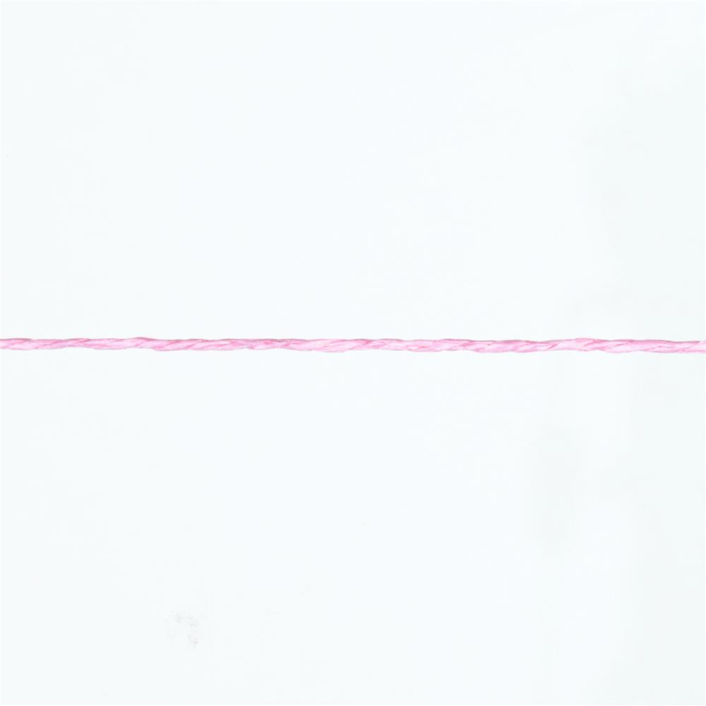 May Arts 2mm Paper Twine Pink