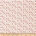 Moda Little Ruby Little Bows Cream