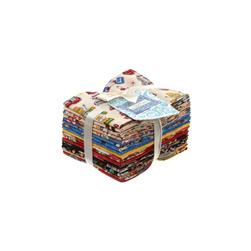 Where the Toys Are Fat Quarter Bundle