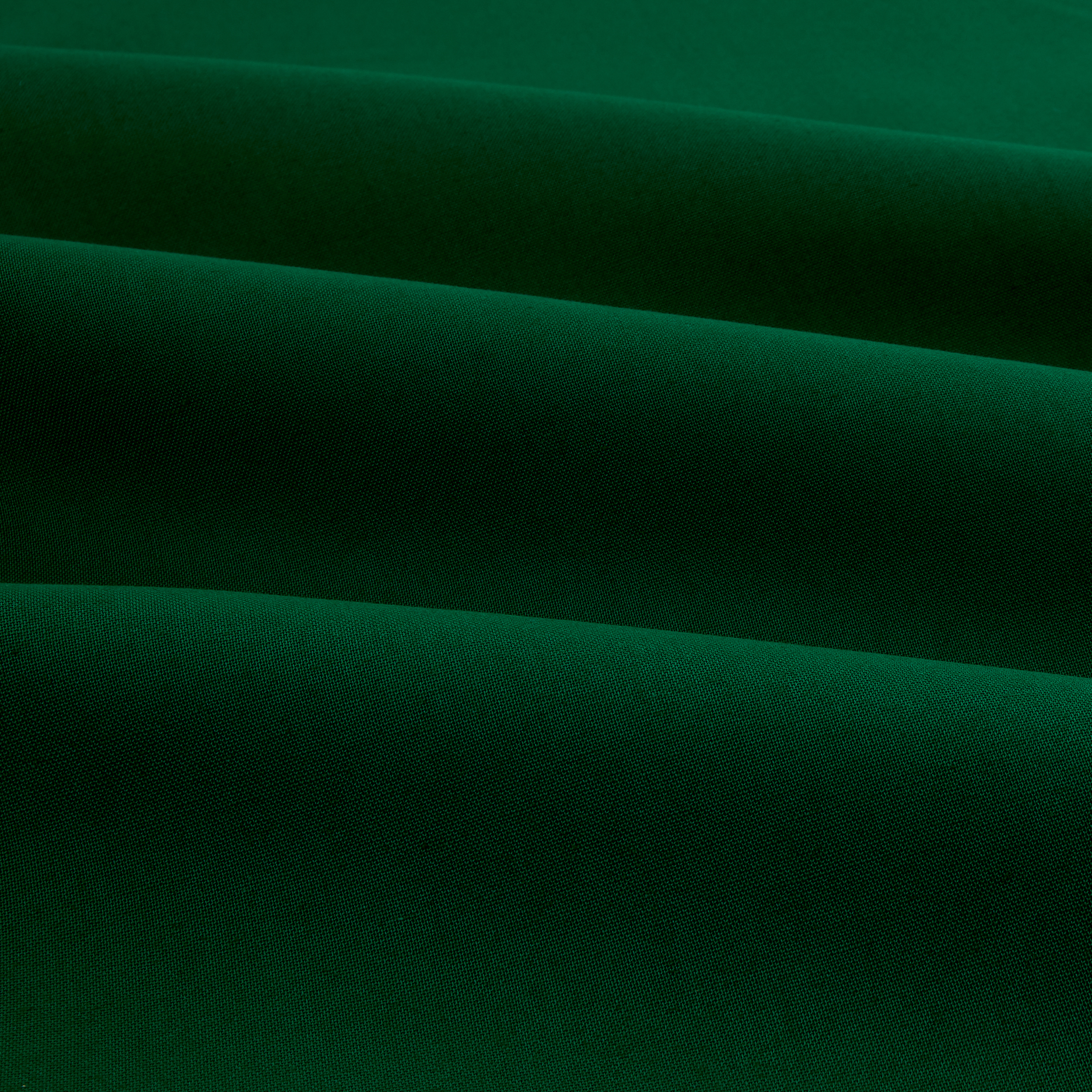 Premium Broadcloth Solid Emerald