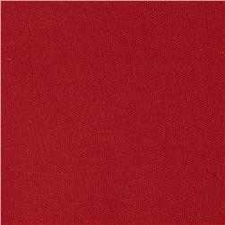 7 oz. Duck Red Fabric