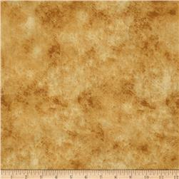 "118"" Wide Quilt Backing Leather Texture Tan"