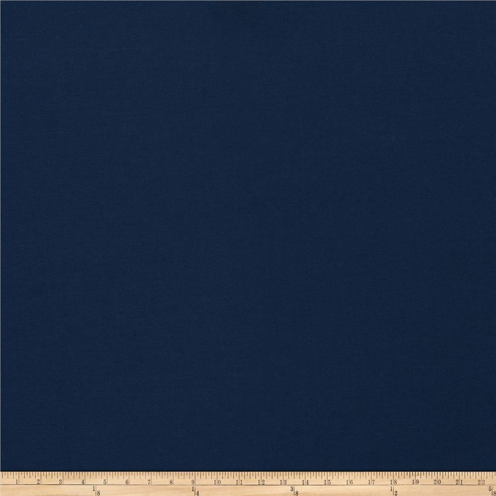 Trend 03375 Faux Silk Navy