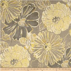Richloom Suzy Yellow/Grey