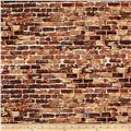 New York State Of Mind Brick Wall Natural