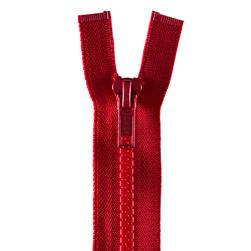 "Coats & Clark Sport Separating Zipper 22"" Atom Red"