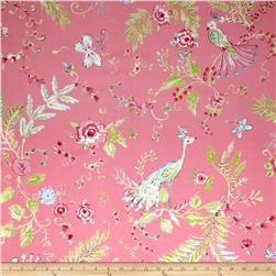 Chinoiserie Chic Birdsong Pink