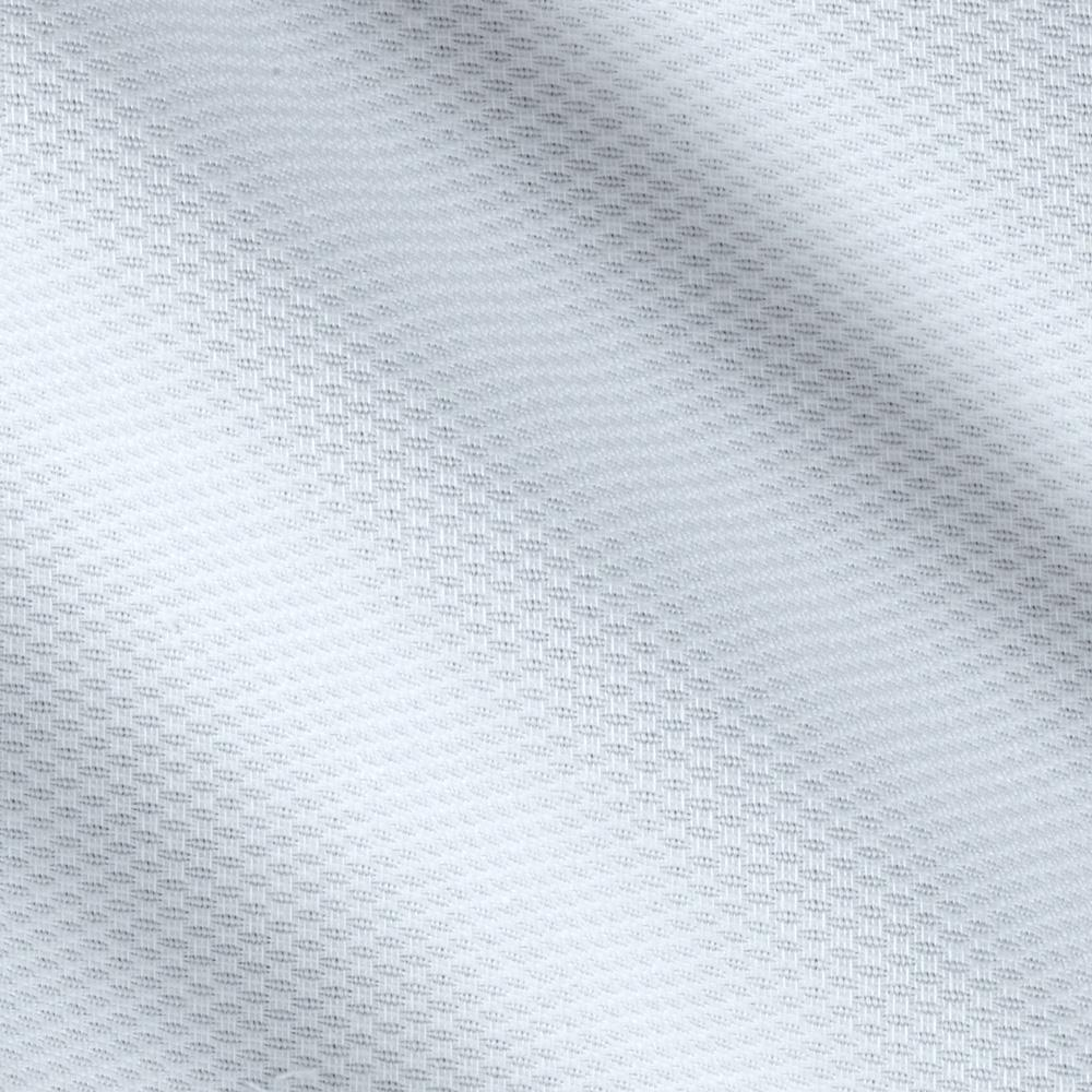 Cotton Pique White Fabric