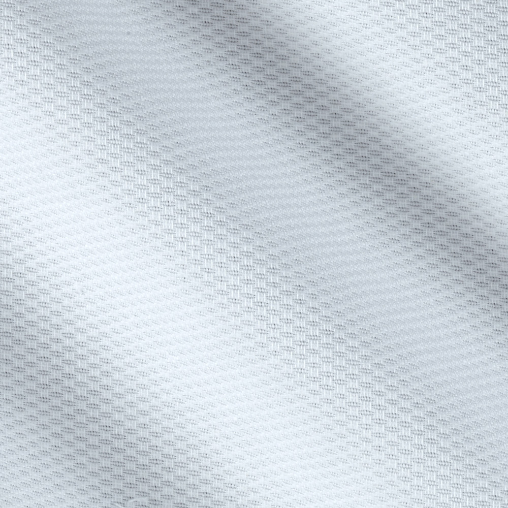 Cotton Pique White Fabric by Textile Creations in USA