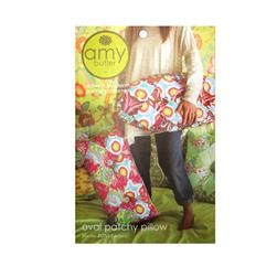 Amy Butler Oval Patchy Pillow Pattern