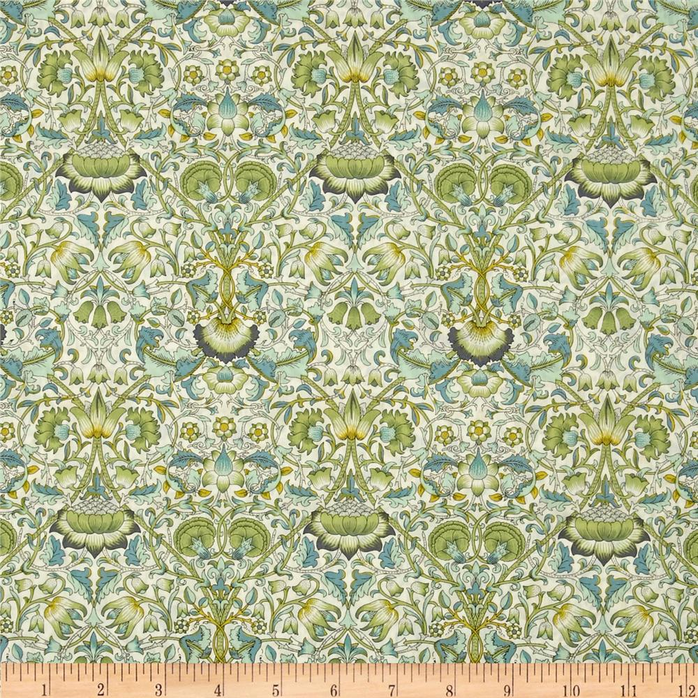 Liberty Of London Tana Lawn Lodden Green/Ivory