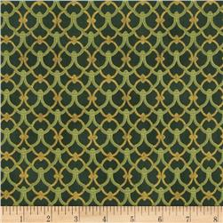 Alchemy Metallic Ironwork Pine/Gold