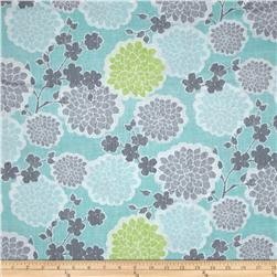 Moda True Luck Loving Blossoms Aqua