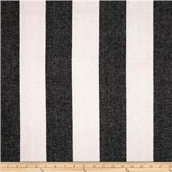 Covington Riley Stripe Yarn Dyed Ebony/Ivory