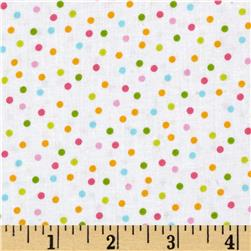 Robert Kaufman Remix Scattered Small Dots Spring