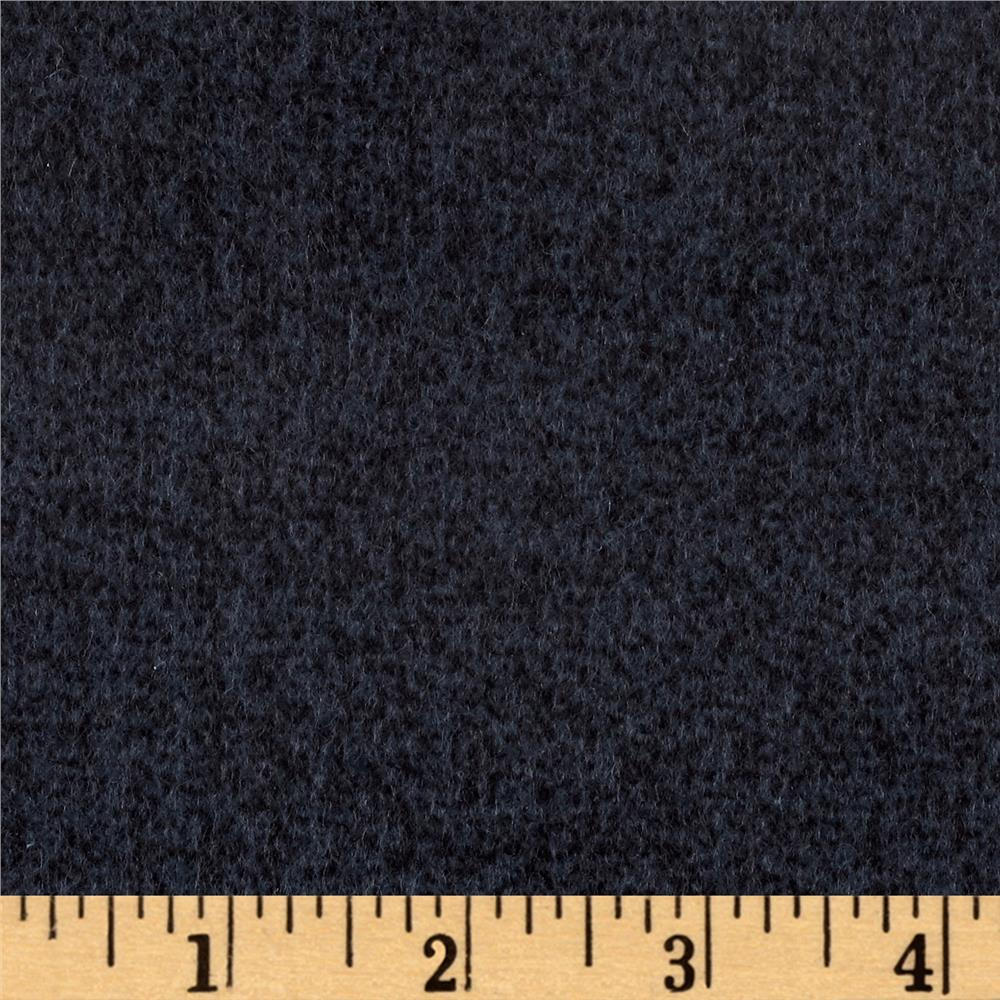 Timeless Treasures Oxford Flannel Plaids Soft Texture Charcoal Fabric